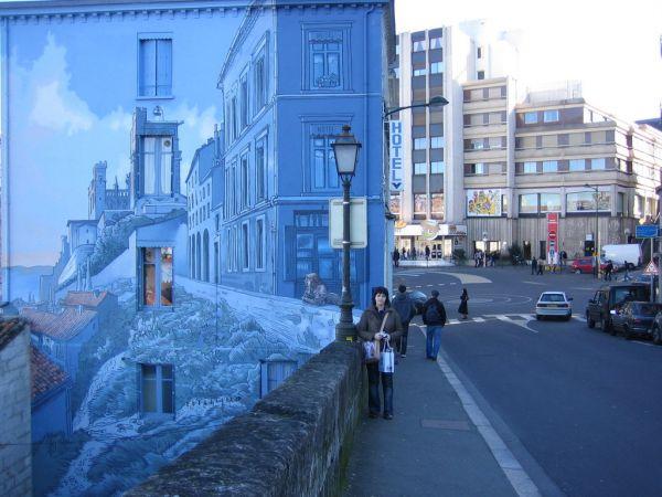 Die besten 100 Bilder in der Kategorie strassenmalerei: Wandmalerei