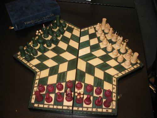 Die besten 100 Bilder in der Kategorie clever: 3er Schach
