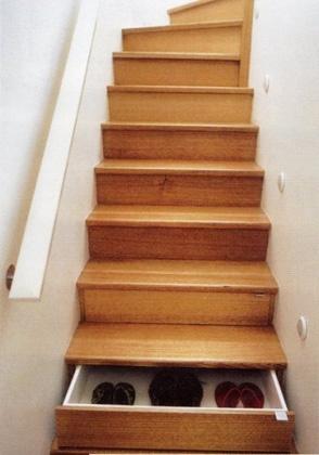 Die besten 100 Bilder in der Kategorie clever: Treppenraum nützen