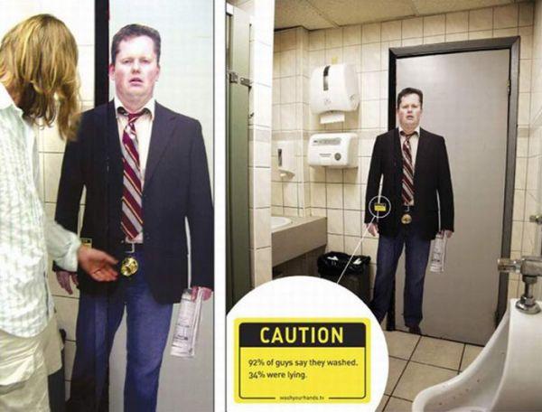 Die besten 100 Bilder in der Kategorie werbung: saubere Toiletten