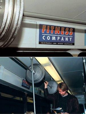 Die besten 100 Bilder in der Kategorie werbung: Fitness Company Werbung