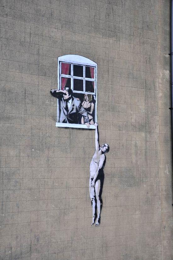 Die besten 100 Bilder in der Kategorie graffiti: Affäre aus dem Fenster