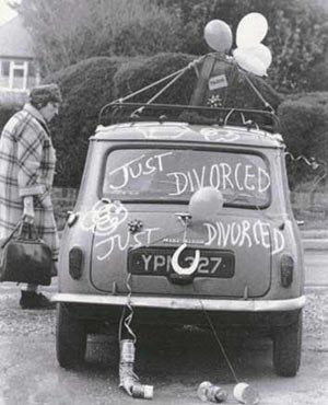 Just divorced - mini