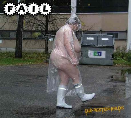 Die besten 100 Bilder in der Kategorie fail: dursichtiger Regenmantel
