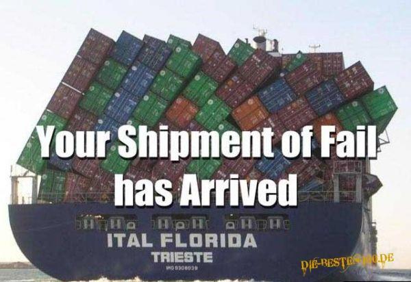 Die besten 100 Bilder in der Kategorie fail: Container-Stapelfehler