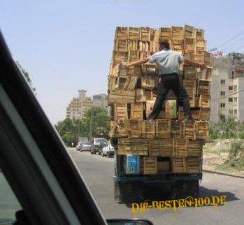 Die besten 100 Bilder in der Kategorie transport: Holzkisten-Transport