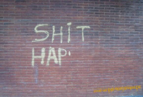 Die besten 100 Bilder in der Kategorie shit_happens: Shit Happens - Erwischt beim Graffiti schreiben