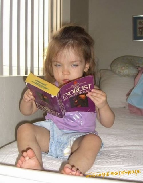 Die besten 100 Bilder in der Kategorie kinder: The Exorcist - Don't let your Kids read this