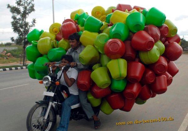 Die besten 100 Bilder in der Kategorie transport: Plastik-Vasen-Transport