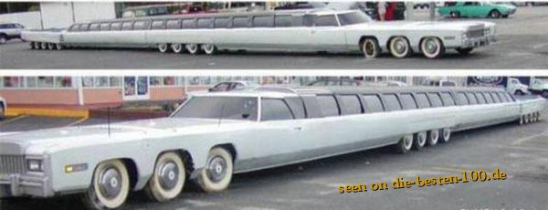 Monster Stretch Limousine