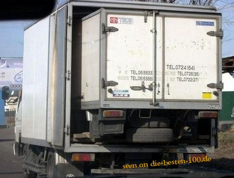 Die besten 100 Bilder in der Kategorie transport: Lkw in Lkw