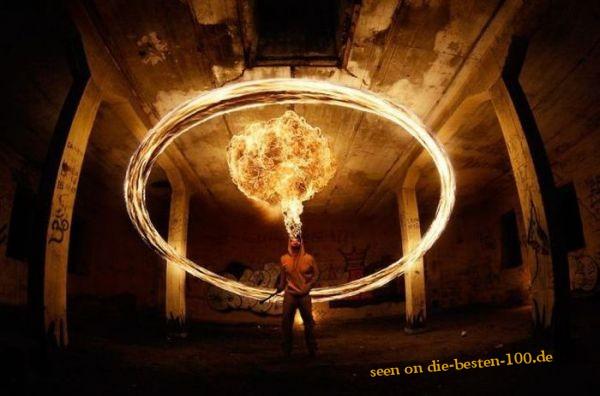 Die besten 100 Bilder in der Kategorie kunst: Feuer spektakulär in Szene gesetzt HDR?