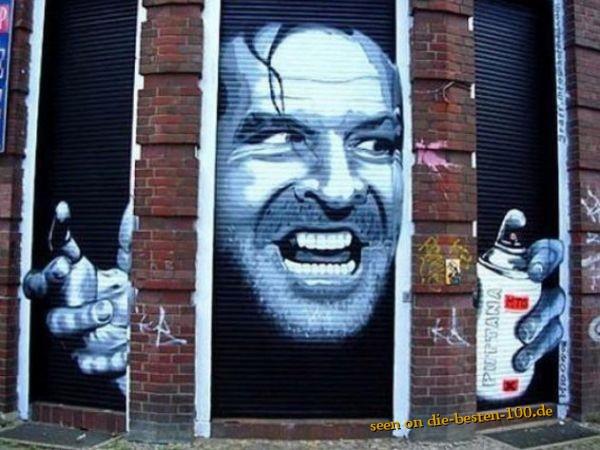 Die besten 100 Bilder in der Kategorie graffiti: Graffiti-Kunst vom Feinsten