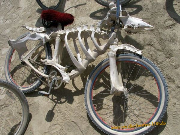 fahrraeder cooles skelet fahrrad die besten 100 bilder. Black Bedroom Furniture Sets. Home Design Ideas