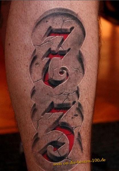 Coole Tattoos Cooles 3d Tattoo Die Besten 100 Bilder In Vielen