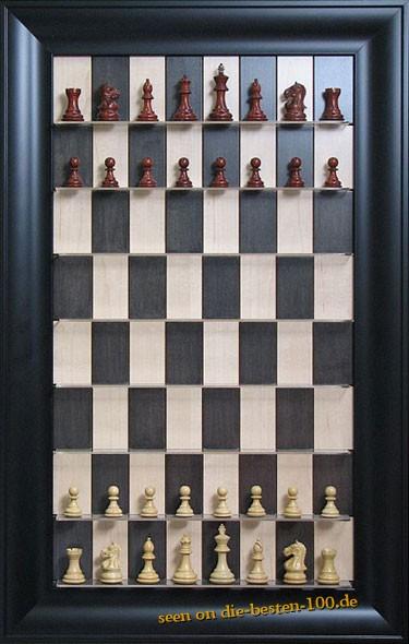 Die besten 100 Bilder in der Kategorie clever: Vertikales Schachspiel - vertical Chess