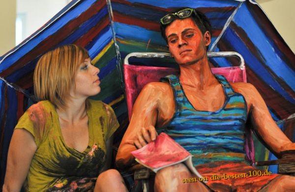 Die besten 100 Bilder in der Kategorie kunst: 3D realistisches Gemälde - Real Man Painting