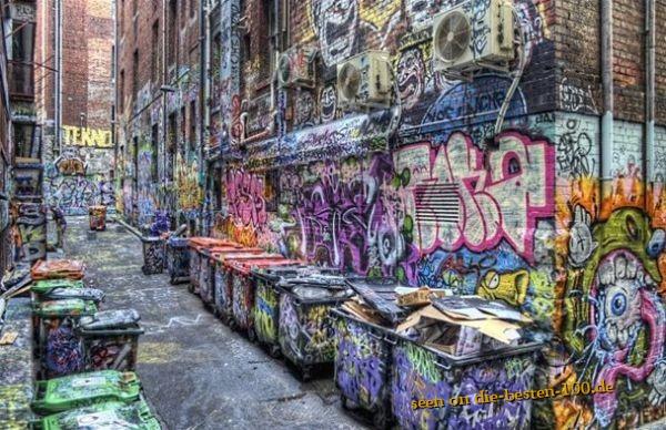 Die besten 100 Bilder in der Kategorie graffiti: Graffitti everywhere