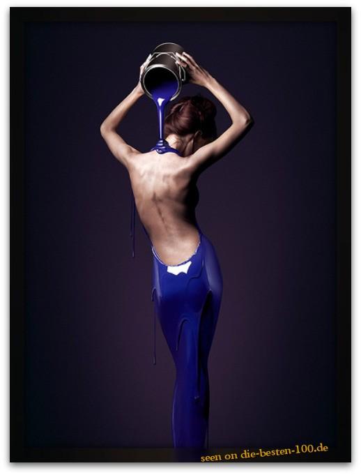 Die besten 100 Bilder in der Kategorie photoshops: flüssiges Kleid - Liquid Dress