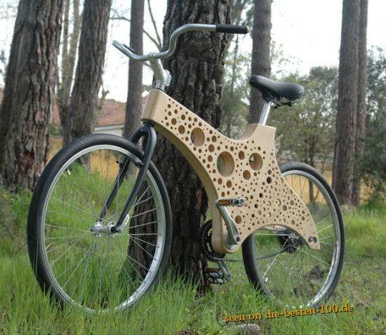 fahrraeder durchl chertes holz fahrrad die besten 100. Black Bedroom Furniture Sets. Home Design Ideas