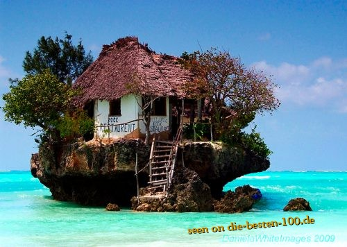 small House on small Island