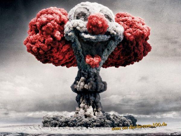 Die besten 100 Bilder in der Kategorie photoshops: Atomic Photoshop Clown Cloud