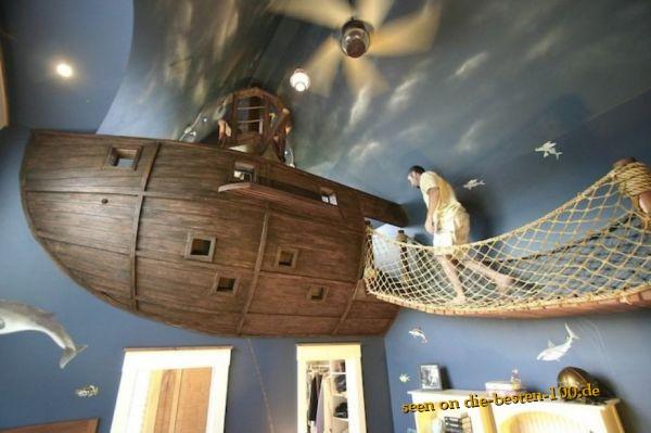 Die besten 100 Bilder in der Kategorie moebel: Schiffsbett - Awesome Bedroom