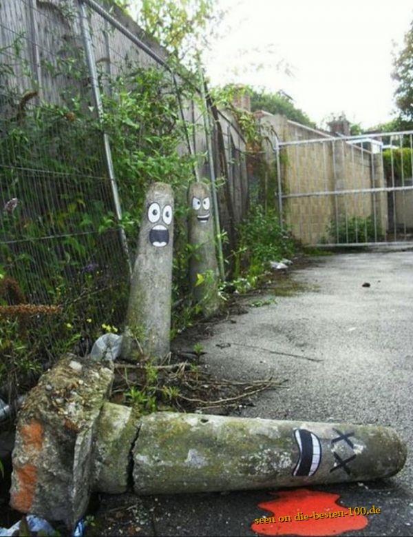 Die besten 100 Bilder in der Kategorie graffiti: Street Art Polder