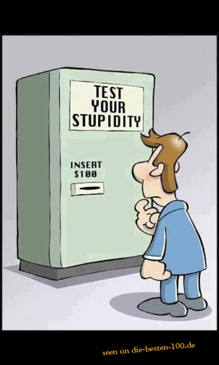 Test Your Supidity