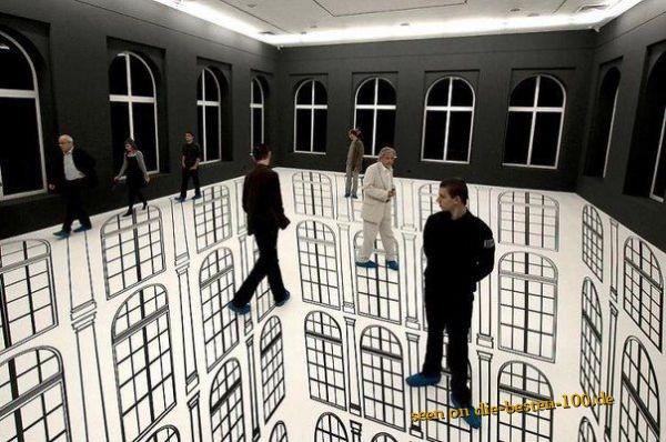 Die besten 100 Bilder in der Kategorie strassenmalerei: 3D Raummalerei