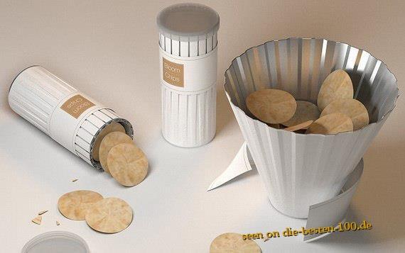 Die besten 100 Bilder in der Kategorie clever: Geschickte Chips Verpackung
