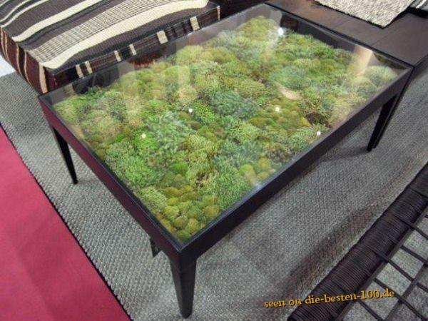 Die besten 100 Bilder in der Kategorie moebel: Miniatur Landschafts Designer Tisch