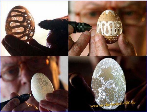 Die besten 100 Bilder in der Kategorie kunst: Ei Ei Ei - Eierkunst