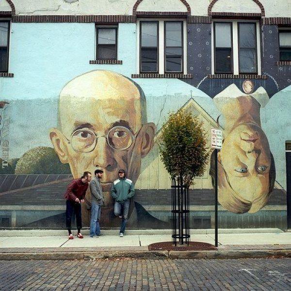 Die besten 100 Bilder in der Kategorie graffiti: Verrücktes Graffiti