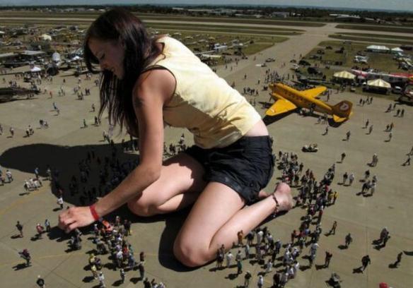 Die besten 100 Bilder in der Kategorie photoshops: Alice in Lilliput