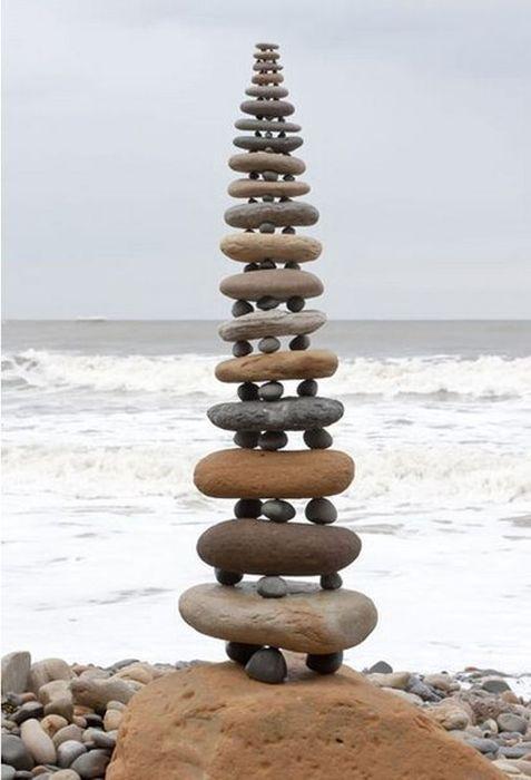 Die besten 100 Bilder in der Kategorie kunst: Steinturm