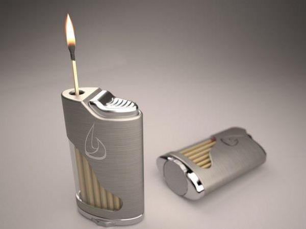 Die besten 100 Bilder in der Kategorie clever: Streichholz-Feuerzeug-Ding
