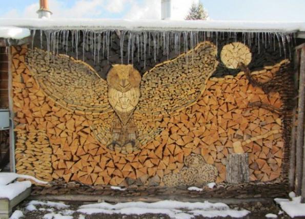 Die besten 100 Bilder in der Kategorie kunst: Eule Holz Schicht Kunst