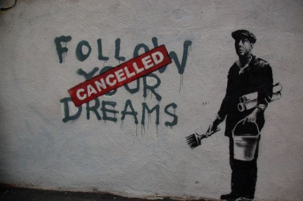 Die besten 100 Bilder in der Kategorie graffiti: Follow your Dreams