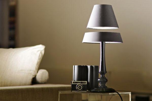 Die besten 100 Bilder in der Kategorie moebel: Magnetisch Schwebende Designer Lampe