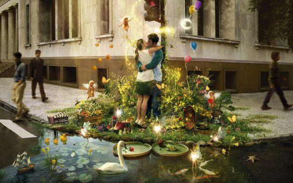 Die besten 100 Bilder in der Kategorie photoshops: Liebe - Photoshop