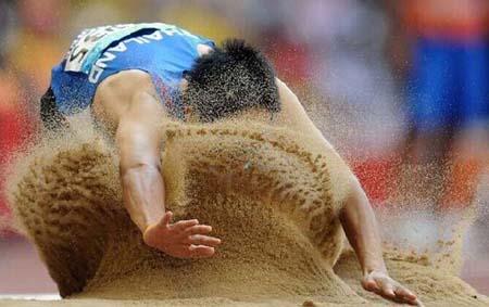 Die besten 100 Bilder in der Kategorie sport: sport, weitsprung