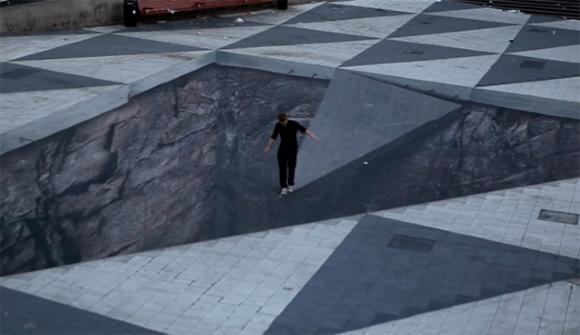 Die besten 100 Bilder in der Kategorie strassenmalerei: 3D Straßenmalerei