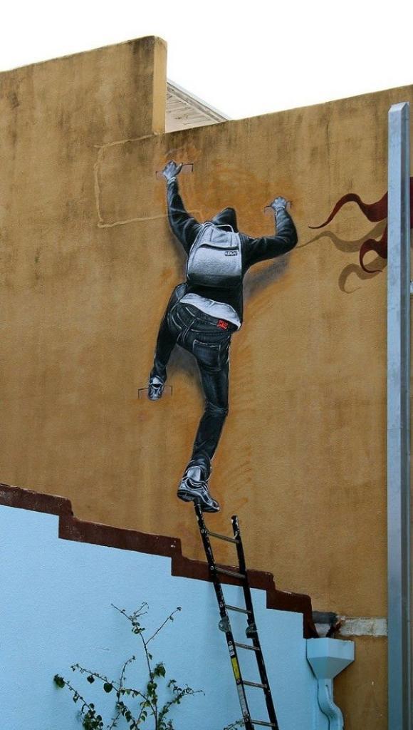 Die besten 100 Bilder in der Kategorie graffiti: Grafitti Kletter Grafitti