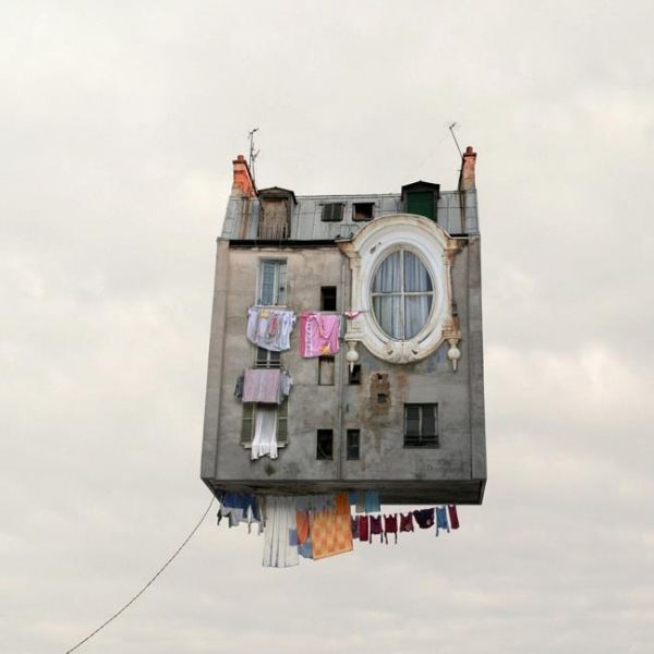 Supermans House - Flying House
