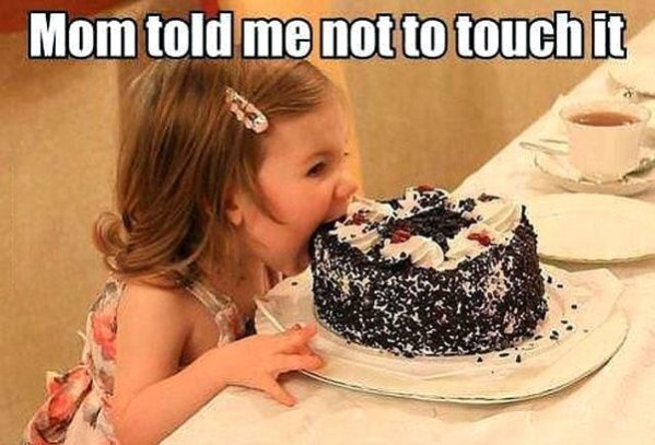 Die besten 100 Bilder in der Kategorie kinder: Mom told me not to touch it