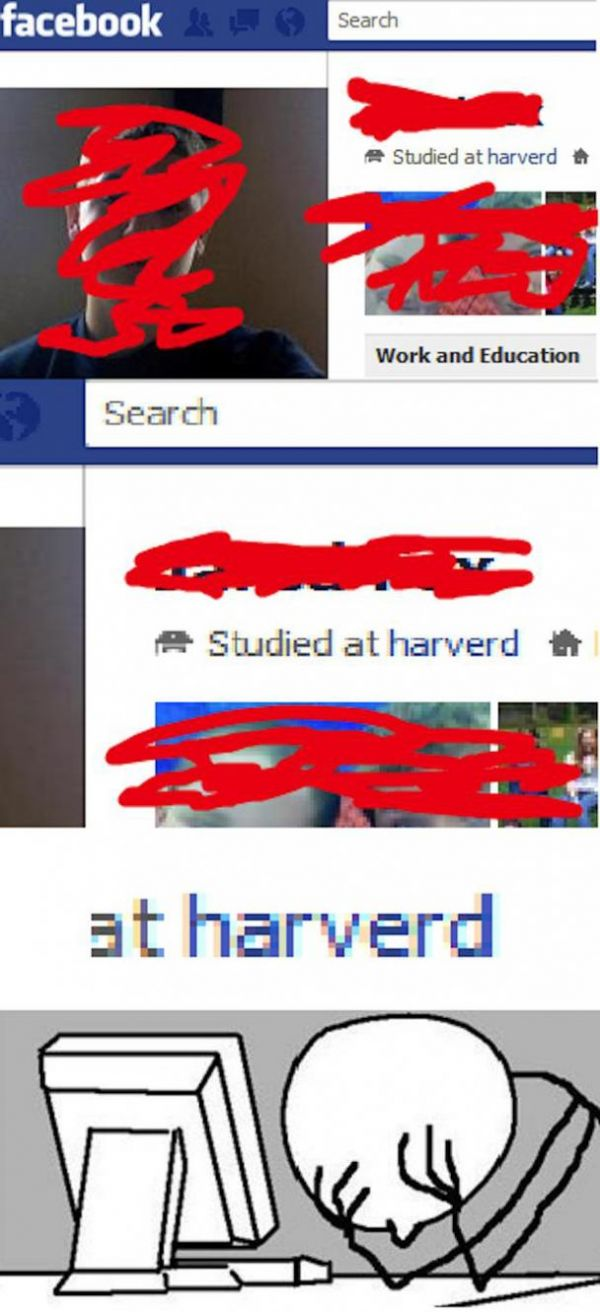Studied at harverd