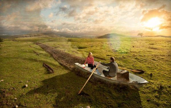 Die besten 100 Bilder in der Kategorie photoshops: Chuck Norris Boots-Ausflug