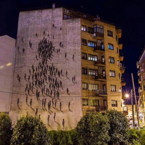 Die besten 100 Bilder in der Kategorie graffiti: Haus Graffiti