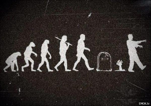 Die besten 100 Bilder in der Kategorie graffiti: wahre, Evolution, Affen, Zombie